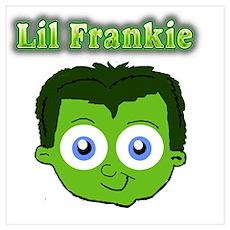 Lil Frankie Wall Art Poster