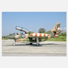 A T-2 Buckeye of the Hellenic Air Force at Kalamat