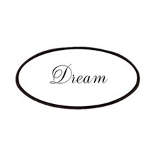 Dream Inspiration Word Patches