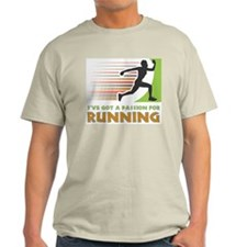 Passion for Running T-Shirt
