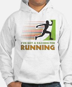 Passion for Running Jumper Hoodie