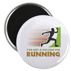 Passion for Running Magnet