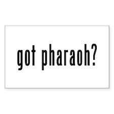 GOT PHARAOH Decal