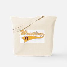 Wrestling 3 Tote Bag