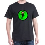 CLOPS MonKeY c Black T-Shirt