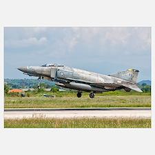 An F-4 Phantom of the Hellenic Air Force