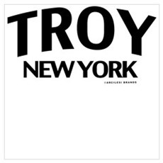 Troy Wall Art Poster