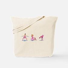 Little Ballerinas Tote Bag
