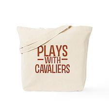 PLAYS Cavaliers Tote Bag