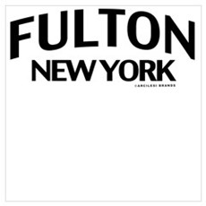 Fulton Wall Art Poster