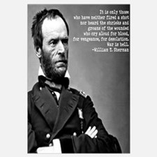 William Tecumseh Sherman Wall Art