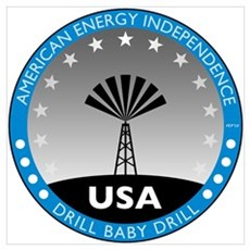 American Energy Independence Wall Art Canvas Art
