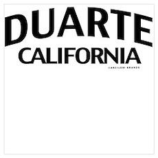 Duarte Wall Art Poster