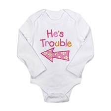 HesTrouble Body Suit