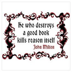 To Kill Reason Wall Art Poster