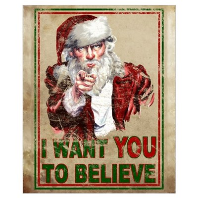 Believe Wall Art Canvas Art