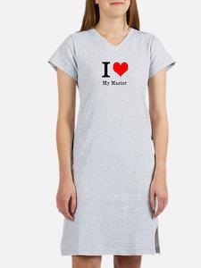 Cute Xxx Women's Nightshirt