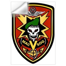 MACV-SOG Wall Art Wall Decal
