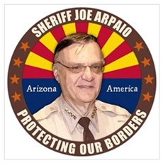 Sheriff Joe Arpaio Wall Art Canvas Art