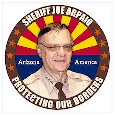 Sheriff Joe Arpaio Wall Art Poster