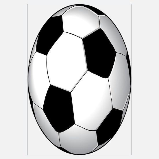 Soccer Ball Wall Art