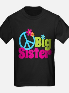 Peace Sign Big Sister T