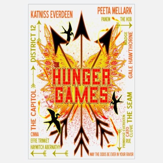 Hunger Games Gear Collective Wall Art