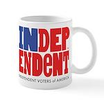 Independent Voters of America Mug