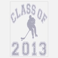 Class Of 2013 Hockey Wall Art
