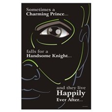 Happily Ever After 23x35 Poster Poster
