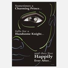 Happily Ever After 23x35 Poster