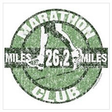 Marathon Club Wall Art Canvas Art