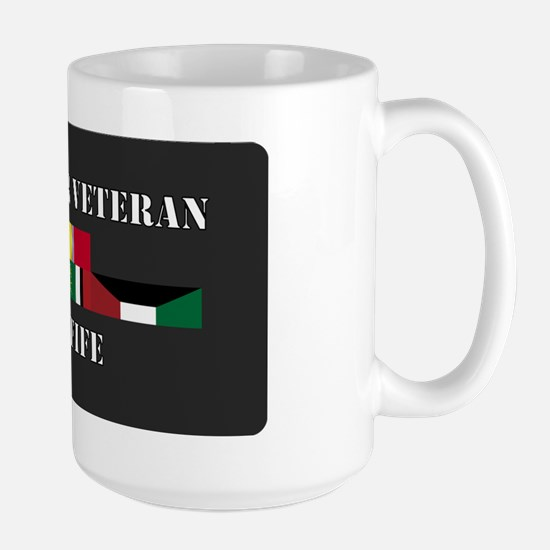 USS Fife Gulf War Veteran Large Mug