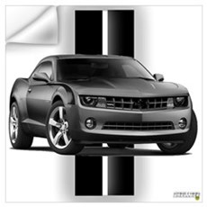 New Camaro Gray Wall Art Wall Decal