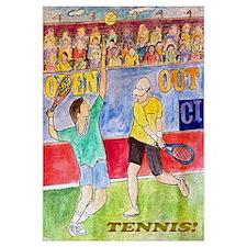 Tennis! Wall Art