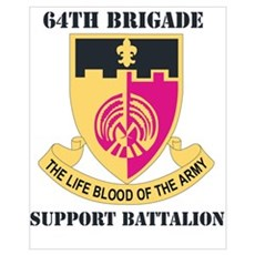 3rd Battalion - 29th Field Artillery Regiment with Poster