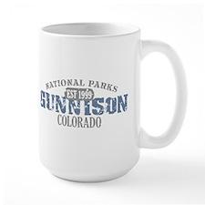 Gunnison National Park CO Mug