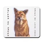Pet Portrait Custom Art Mousepad