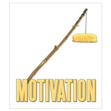 Motivation Twinkie Wall Art Poster