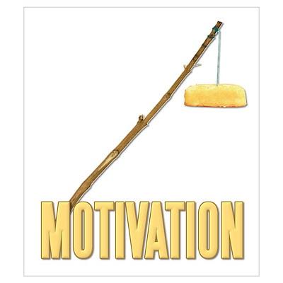 Motivation Twinkie Wall Art Poster