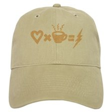 Heart Times Coffee Cup Classic Baseball Cap