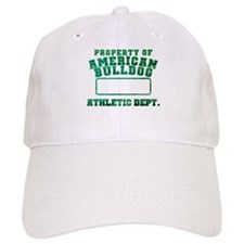 Property of American Bulldog Baseball Cap