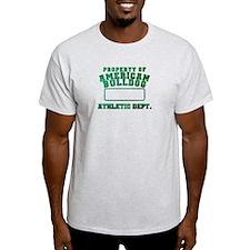 Property of American Bulldog T-Shirt