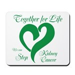 Stop Kidney Cancer Mousepad