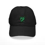 Stop Kidney Cancer Black Cap