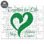 Stop Kidney Cancer Puzzle