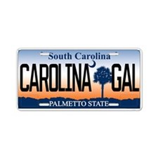 Home Aluminum License Plate