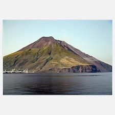 Stromboli volcano, Aeolian Islands, Mediterranean