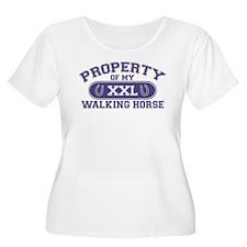 Walking Horse PROPERTY T-Shirt
