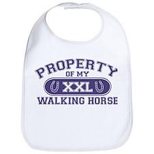 Walking Horse PROPERTY Bib